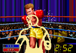 Title Fight (ARC)  © Sega 1991   2/3