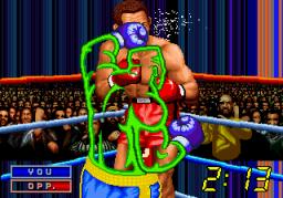 Title Fight (ARC)  © Sega 1991   3/3