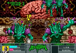 Alien Storm (ARC)  © Sega 1990   14/15