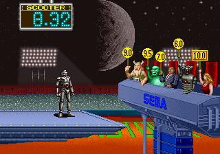 Alien Storm (ARC)  © Sega 1990   15/15