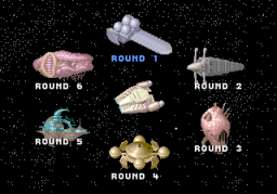 Alien Syndrome (ARC)  © Sega 1986   3/3