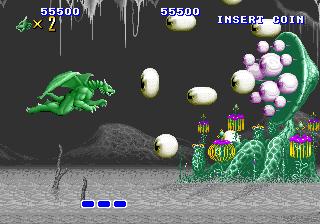Altered Beast (ARC)  © Sega 1989   5/6