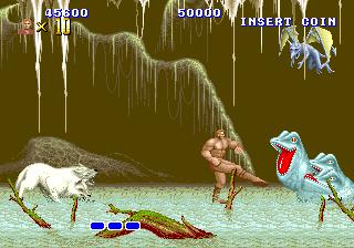 Altered Beast (ARC)  © Sega 1989   6/6