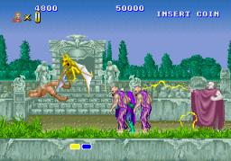 Altered Beast (ARC)  © Sega 1989   2/6