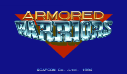 Armored Warriors (ARC)  © Capcom 1994   1/8