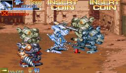 Armored Warriors (ARC)  © Capcom 1994   2/8