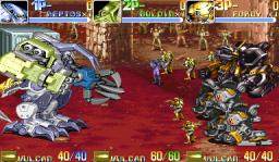 Armored Warriors (ARC)  © Capcom 1994   3/8