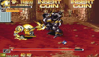 Armored Warriors (ARC)  © Capcom 1994   6/8