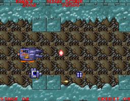 Baraduke II (ARC)  © Namco 1988   3/4