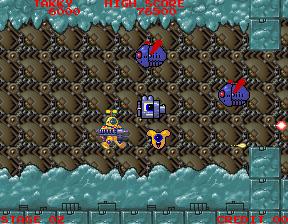 Baraduke II (ARC)  © Namco 1988   4/4