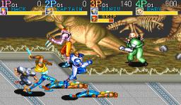 Captain Commando (ARC)  © Capcom 1991   2/7