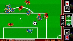 Fighting Soccer (ARC)  © SNK 1988   2/6