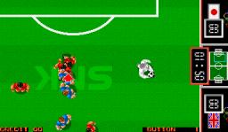 Fighting Soccer (ARC)  © SNK 1988   6/6