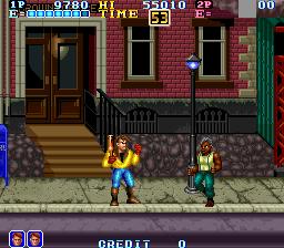 Gang Wars (ARC)  © SNK 1989   2/4