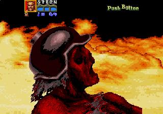 Golden Axe: Revenge Of Death Adder (ARC)  © Sega 1991   7/7