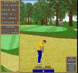 Golden Tee Golf (ARC)  © Strata 1990   2/3