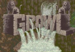 Growl (ARC)  © Taito 1990   1/8