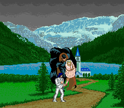 Haunted Castle (ARC)  © Konami 1988   5/5