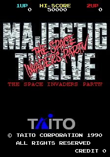Super Space Invaders (ARC)  © Taito 1990   6/6
