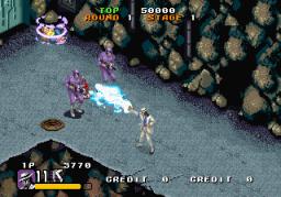 Moonwalker (1990) (ARC)  © Sega 1990   1/6