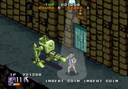 Moonwalker (1990) (ARC)  © Sega 1990   3/6