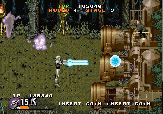 Moonwalker (1990) (ARC)  © Sega 1990   6/6