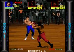 Pit-Fighter (ARC)  © Atari Games 1990   2/4