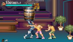 Punisher, The (1993) (ARC)  © Capcom 1993   2/5