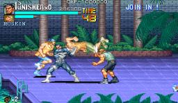 Punisher, The (1993) (ARC)  © Capcom 1993   3/5