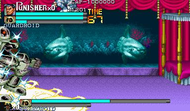 Punisher, The (1993) (ARC)  © Capcom 1993   5/5