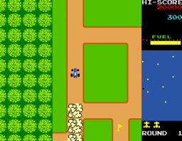 Rally-X (ARC)  © Namco 1980   1/1