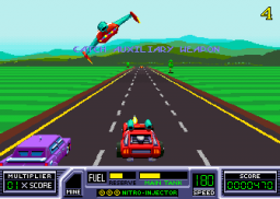 RoadBlasters (ARC)  © Atari Games 1987   3/4