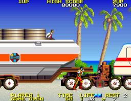 Rolling Thunder 2 (ARC)  © Namco 1990   3/4