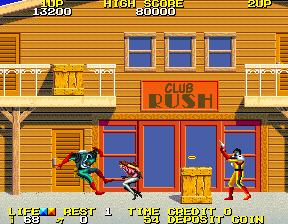 Rolling Thunder 2 (ARC)  © Namco 1990   4/4