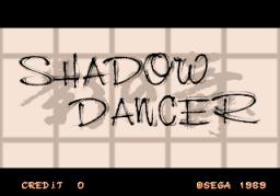 Shadow Dancer (ARC)  © Sega 1989   1/8
