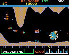 Snap Jack (ARC)  © Universal 1981   3/4
