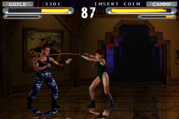 Street Fighter: The Movie (Incredible Technologies) (ARC)  © Capcom 1995   2/8