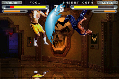 Street Fighter: The Movie (Incredible Technologies) (ARC)  © Capcom 1995   4/8
