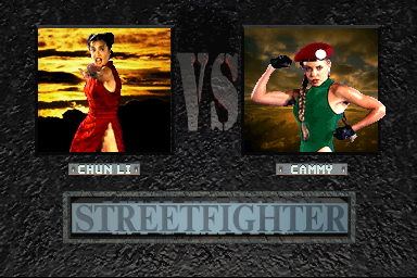 Street Fighter: The Movie (Incredible Technologies) (ARC)  © Capcom 1995   5/8