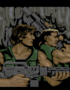Super Contra (ARC)  © Konami 1989   5/7