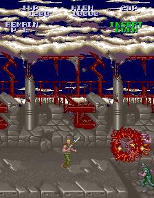 Super Contra (ARC)  © Konami 1989   7/7