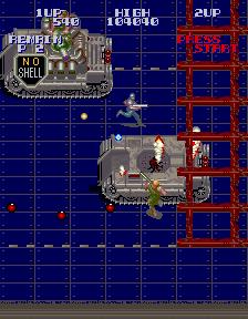 Super Contra (ARC)  © Konami 1989   3/7