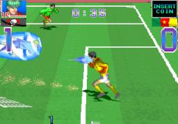 Super Cup Finals (ARC)  © Taito 1994   3/3