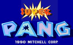 Super Pang (ARC)  © Mitchell 1990   1/8