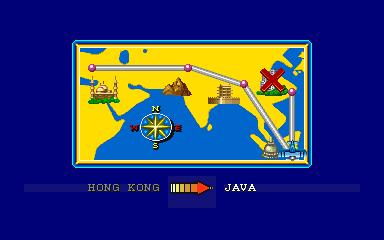 Super Pang (ARC)  © Mitchell 1990   4/8