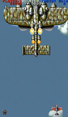 Thunder Dragon II (ARC)  © NMK 1993   3/5