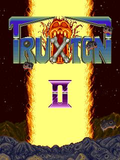 Truxton II (ARC)  © Toaplan 1992   1/4