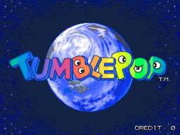 Tumblepop (ARC)  © Data East 1991   1/5