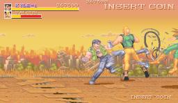 Violent Storm (ARC)  © Konami 1993   2/6