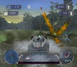 Spy Hunter 2 (PS2)  © Midway 2003   1/3